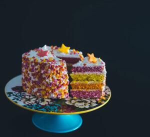 Torty dla najmłodszych solenizantów